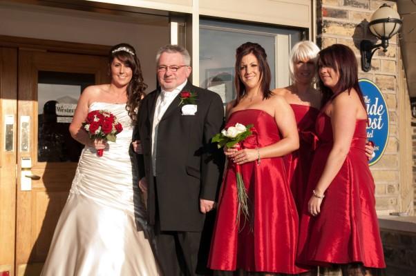 Northern Click Wedding photography Lincolnshire wedding photographer Scunthorpe wedding_photography_2492-602x400 Mathew and Helen