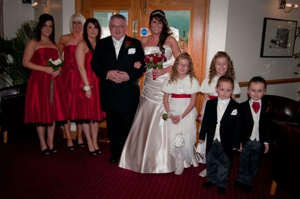 Northern Click Wedding photography Lincolnshire wedding photographer Scunthorpe wedding_photography_2496-602x400 Mathew and Helen