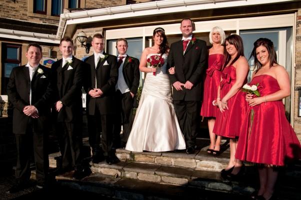 Northern Click Wedding photography Lincolnshire wedding photographer Scunthorpe wedding_photography_2503-602x400 Mathew and Helen