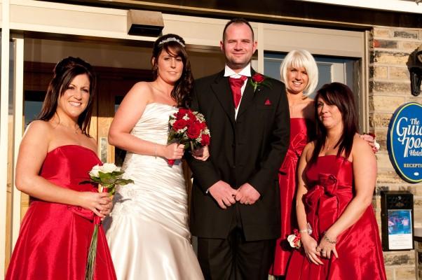 Northern Click Wedding photography Lincolnshire wedding photographer Scunthorpe wedding_photography_2504-602x400 Mathew and Helen