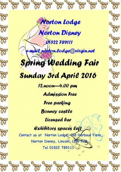 Northern Click Wedding photography Lincolnshire wedding photographer Scunthorpe 7aa476f6a3_600x600_1456935925 Norton Lodge Spring Wedding Fair - Lincoln - 3rd April 2016