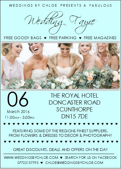 Northern Click Wedding photography Lincolnshire wedding photographer Scunthorpe ebb6020898_600x600_1456155275 Wedding Fayre Scunthorpe Royal Hotel